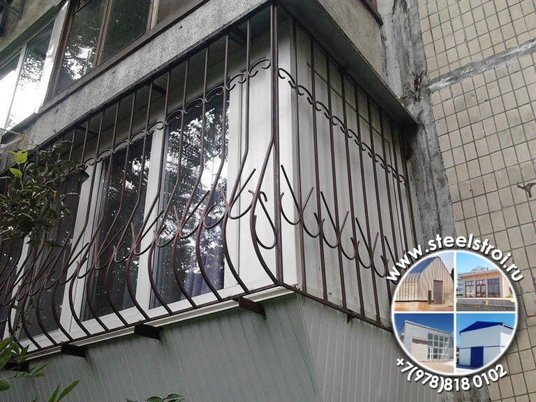 Решетка на балкон цены