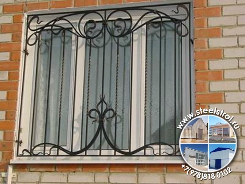 Решетка на окно Севастополь