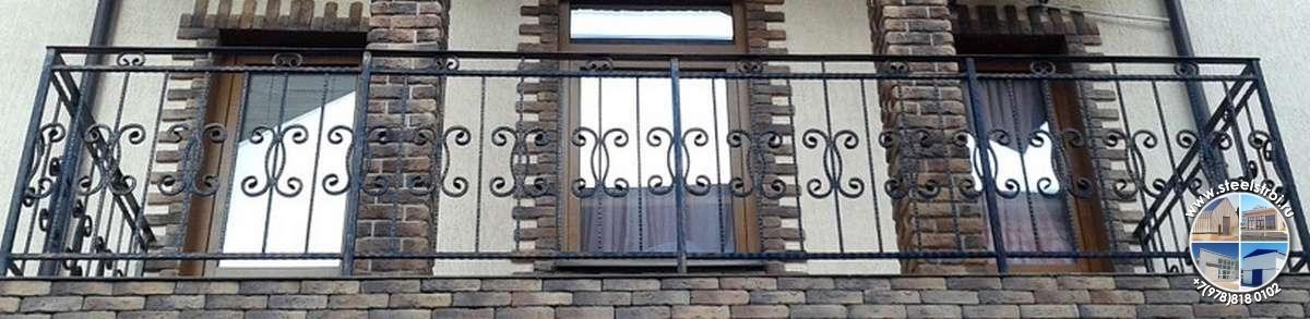 Решетки на балконы лоджии