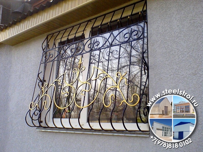 Решетки на окна недорого