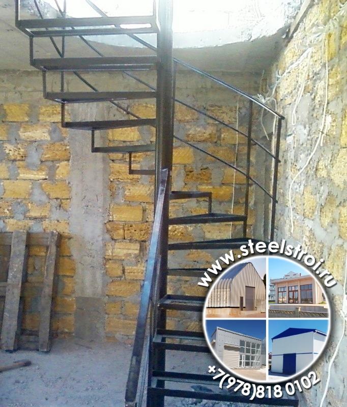 Металлические лестницы Севастополь