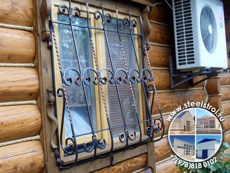 Недорогие решетки на окна цена