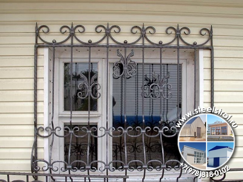 Решетки на слуховые окна