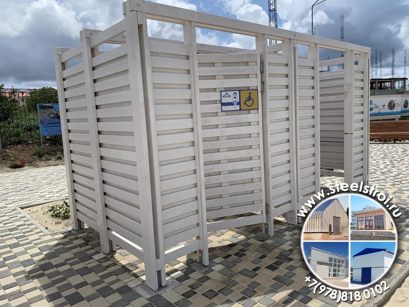 реконструкция городского пляжа