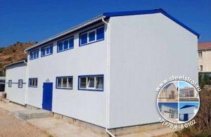 быстровозводимые здания из металлоконструкций цена